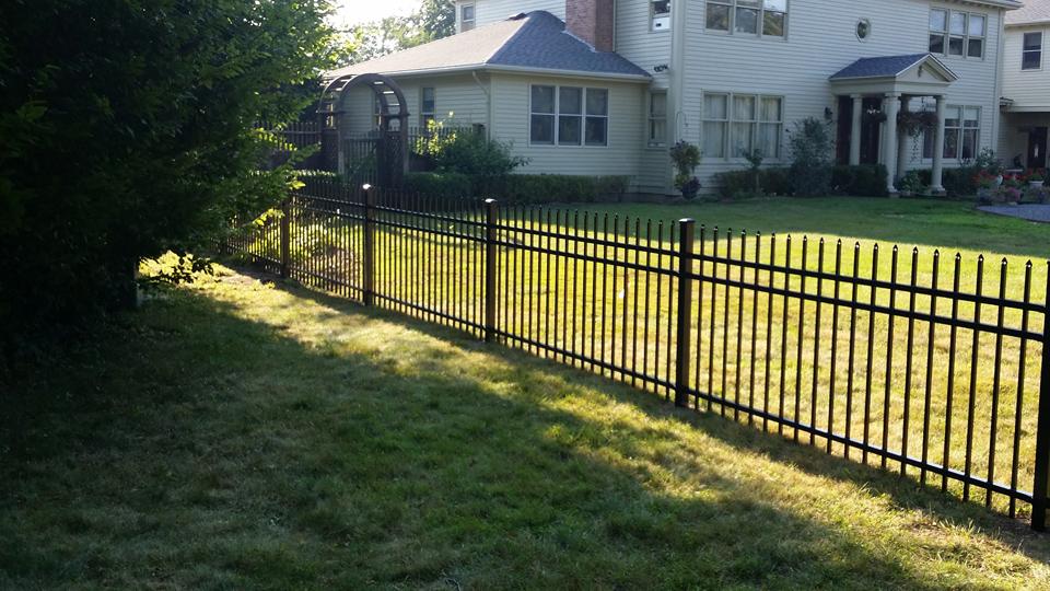 Aluminum Fencing Aluminum Fence Ornamental Metal Ma Ri