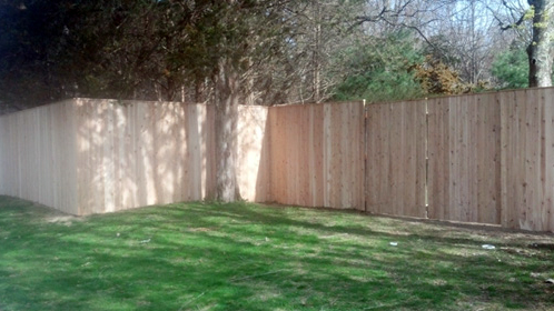 Wood Fencing Wooden Fence Wooden Privacy Fencing