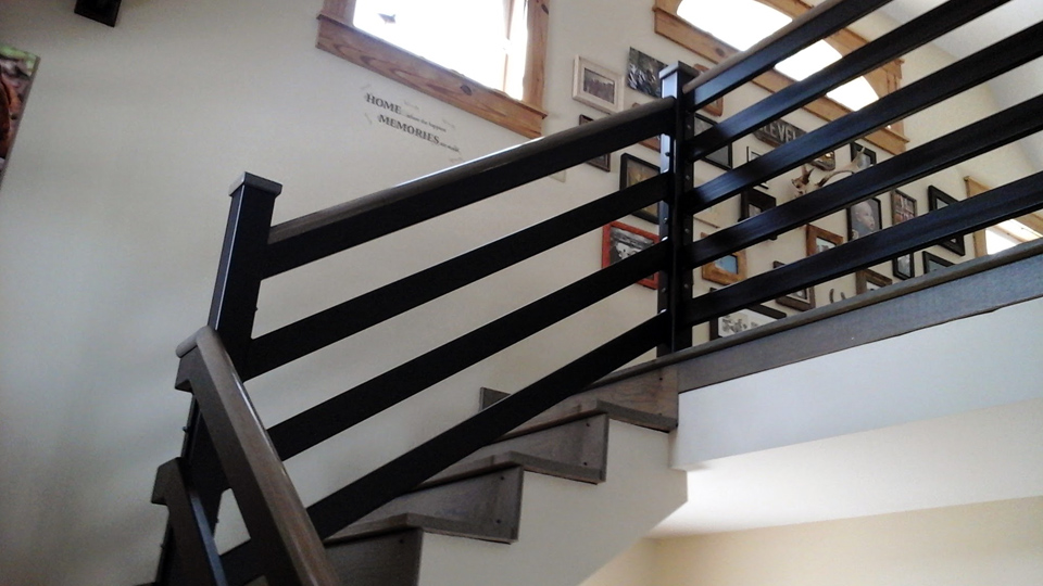 ... Staircase Interior Railings, Ornamental Wrought Iron Rails, Spiral  Staircases, Iron Hand Rails, Staircase Ornamental ...