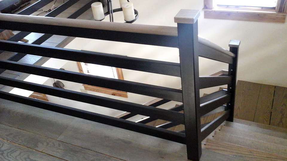 ... Staircase Ornamental Wrought Iron Rails, Interior Railings, Spiral  Staircases, Iron Hand Rails, Staircase ...